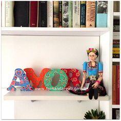 Frida Kahlo #ASemana40 - Fernanda Reali