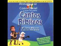 musica cristiana para niños (16 cantos Biblicos 1) - YouTube