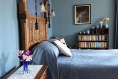 Lorum Old Rectory, County Carlow. Luxury bed and breakfast accommodation in a charming [1863] country house