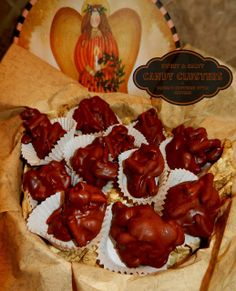 Sweet and Salty Candy Clusters - Perfect for gift giving!