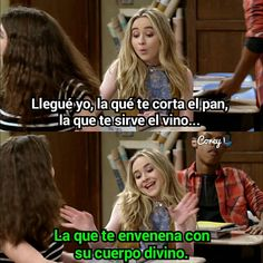 Si soy yo jajaj (ok no):'v Funny Memes, Jokes, Spanish Memes, Pinterest Memes, Girl Meets World, Book Memes, Sabrina Carpenter, Funny Posts, Funny Pictures