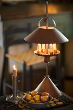charming lamp...