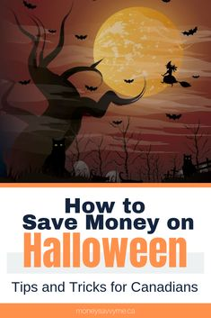 Don't let the expense of Halloween scare you out of celebrating! Instead, check out these awesome Halloween money saving tips and tricks, that work in Canada! With all the money you'll save, you can pay off some of that really terrifying debt! #halloween #halloweenideas #halloweensavings #halloweendeals #savemoney #savemoneyonhalloween #savemoneyhalloween #canadianmoneytips #savingmoneyonholidays #affordanything #affordhalloween #frugalhalloween #cheaphalloween #noncandyhalloweenideas #teal