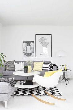ComfyDwelling.com » Blog Archive » 70 Cozy Scandinavian Living Room Designs