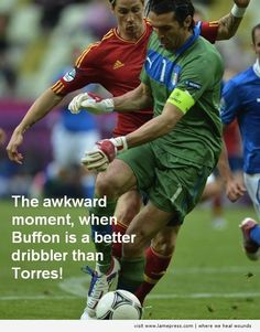 Buffon Vs. Torres