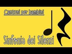 Facilissima da suonare alla materna! - la sinfonia dei silenzi - YouTube Activities For Kids, Crafts For Kids, Canti, Percussion, Musicals, Preschool, Marketing, Children, Youtube
