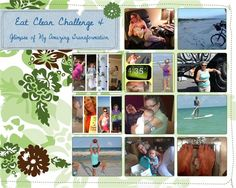 EAT CLEAN Challenge 4. My amazing transformation SO far. - The Kitchen Table - The Eat-Clean Diet®