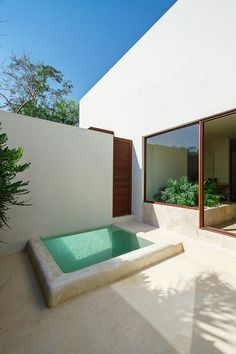 Aldea House by Seijo Peon Arquitectos y Asociados / Merida, Yucatan, Mexico