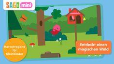 Sago Mini Forest Flyer (deutsch, 2,69 €) Empfohlenes Alter: bis 5 Jahre