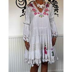 Antica Sartoria Dress 100% Cotton (C662)