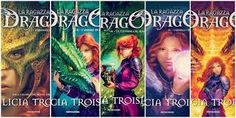 la ragazza drago Licia Troisi