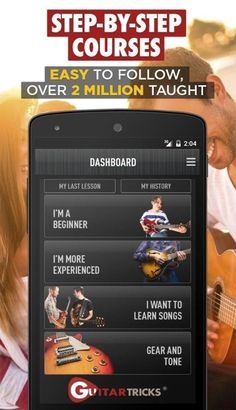 7 Best Guitar Learning Guides That Will Make You a Better Guitarist - Do you want to start learning how to play the guitar? Do you know how to play the guitar but want to master it? The guitar is believed to be one of th... -  GuitarTricks ~♥~ ...SEE More :└▶ └▶ http://www.pouted.com/7-best-guitar-learning-guides-will-make-better-guitarist/