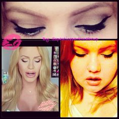 This look is inspired by Gigi gorgeous. Follow my makeup Instagram: @spasticsparkmakeup