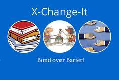 Fill your closet with Bartered Books, Goods & Services! #XChangeIt https://www.facebook.com/cashlesstrading