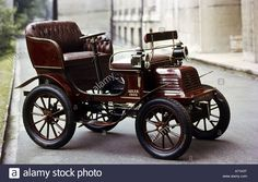 transport/transportation, cars, Adler 1900, 19th century, historic, historical, car, Germany, Stock Photo