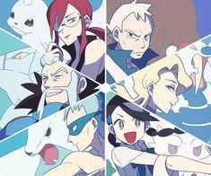 pokemon sun and moon, team skull, guzma, botw Oc Pokemon, Pokemon People, Type Pokemon, Pokemon Ships, Pokemon Memes, Pokemon Fan Art, Pokemon Manga, Gym Leaders, Pokemon Special