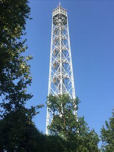 Torre Branca al Parco Sempione - 20 luglio 2017
