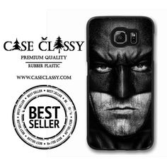 Batman Ben Affleck Samsung Galaxy S6 Edge Case caseclassy.com