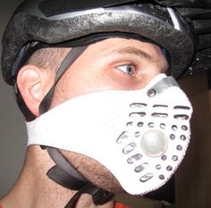 Respro Mask Night Visibility #myrespromask