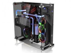 エルミタージュ秋葉原 – Thermaltake「Core P5」に3面強化ガラスパネルの「Tempered Glass Edition」2種追加