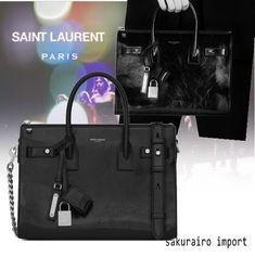 ★国内送関税込★Saint Laurent★18SS★スープル ダッフルバッグ