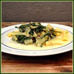 Mangold-Pasta
