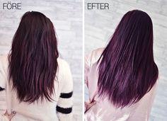 Maria Nila Colour Refresh - Test