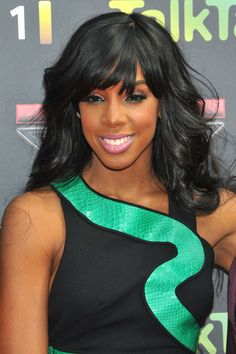 Kelly Rowland channels Wonder Woman on X Factor red carpet