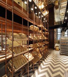 """Casa FOA 2013: Boulangerie """"Boutique de Pan"""" - Geraldine Grillo Maria Zunino #decoracion"""