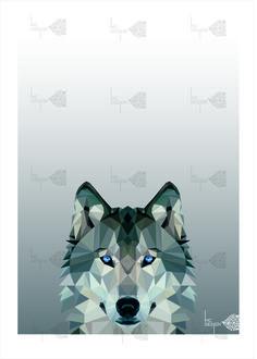 Wolf - www.facebook.com/ihcdesigns