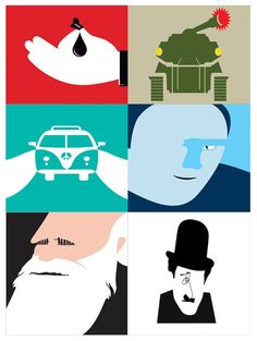 Avinoam Noma Bar is an Israeli graphic designer known for designing several magazine covers in his simple yet compelling approach in graphic designing. The idea of using the pictograms elements in paper cut is very interesting