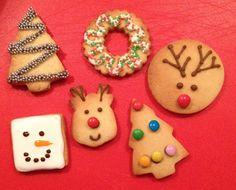 Kerst koekjes #xmas cookies