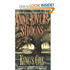 """King's Oak. Leaving behind a disastrous marriage, Andy Calhoun moves to the small town of Pemberton, Georgia, """"in search of banality."""" What she discovers, though, is not serenity, but Tom Dabney, a passionate and magical man."""