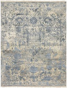 Surya FLN7001 Flen Rectangle Area Rug