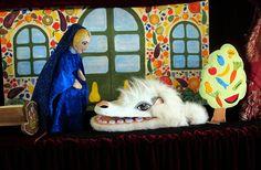 Geburtstag feiern mit der mobilen Puppenbühne Träumeland