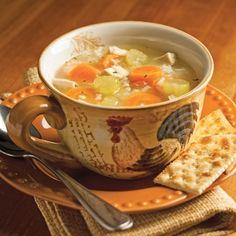 Bouillon de poulet maison en 5 étapes - En étapes - Cuisine et nutrition - Pratico Pratique