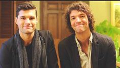 My two most beloved Aussies...if you know me, you know I'm totally obsessed with #ForKingAndCountry (fK&C). I love their music!!!  It's absolutely phenomenal but even more-so I love the band's endorsement of the cause they call #RespectAndHonor: a call to action for men to rise up and treat women like they're worth all the money in the world and for women to live what they're worth.  In fact, I got to meet Joel Smallbone (on the left). My dad also got me a free autographed CD from them. They…