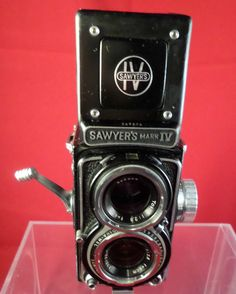 Rare Sawyers MkIV 127 TLR Camera 4 x 4   (Primo - Jr rebadged for USA import) by FromDECOtoDISCO on Etsy