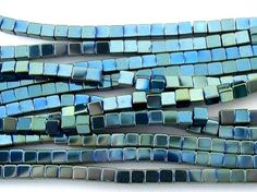 Jewelry Making Supplies, Craft Supplies, Mosaic Supplies, Gemstone Beads, Pendants, Gemstones, Blue, Heart, Jewelry Ideas