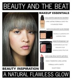 """""""Beauty And The Beat - A Natural Flawless Glow"""" by latoyacl ❤ liked on Polyvore featuring beauty, Christian Dior and Givenchy"""