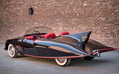 The First Batmobile Ever Just Sold at Auction for $137,000 - Popular Mechanics
