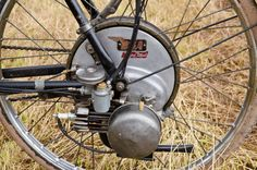 BSA Winged Wheel