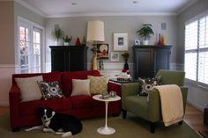 Fiorella Design - eclectic - family room - san francisco - by Fiorella Design products and colors