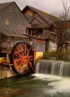 Image Lesbian porn 837700814 hosted in imgzu Old Grist Mill, Water Wheels, Water Powers, Barns Sheds, Water Mill, Saint Martin, Dream Home Design, Old Barns, Le Moulin