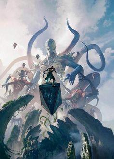 Battle for Zendikar art by MTG
