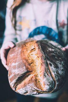 Brot selber backen: Südtiroler Bauernbrot
