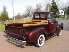 Image result for 1949 Chevy Truck 3100