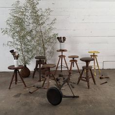 artist stools collection