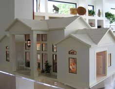 Mark Turpin's Pine Island: Architecture In Miniature | if it's hip, it's here