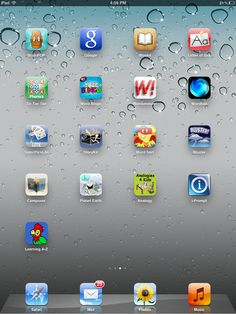 There's an App for That -- Using iPads to Support Literacy Instruction in the Classroom | Scholastic.com